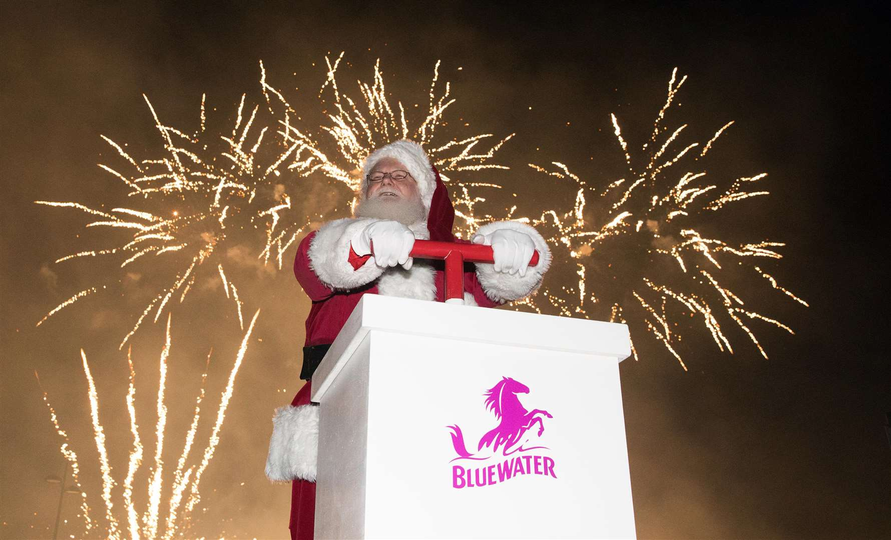 Bluewater's Light Night kicked off the festive countdown