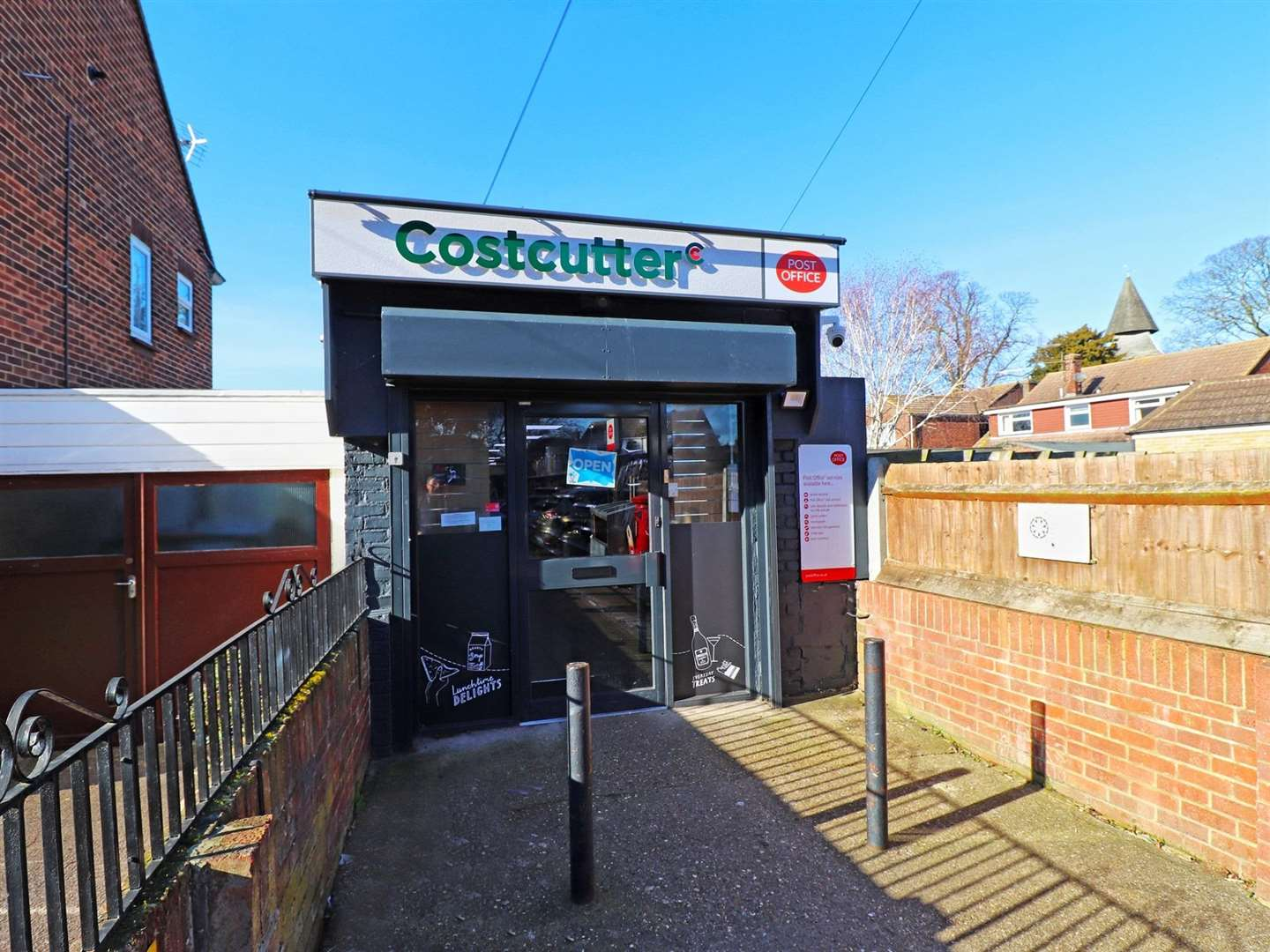 Costcutter and post office in Upchurch goes on the market