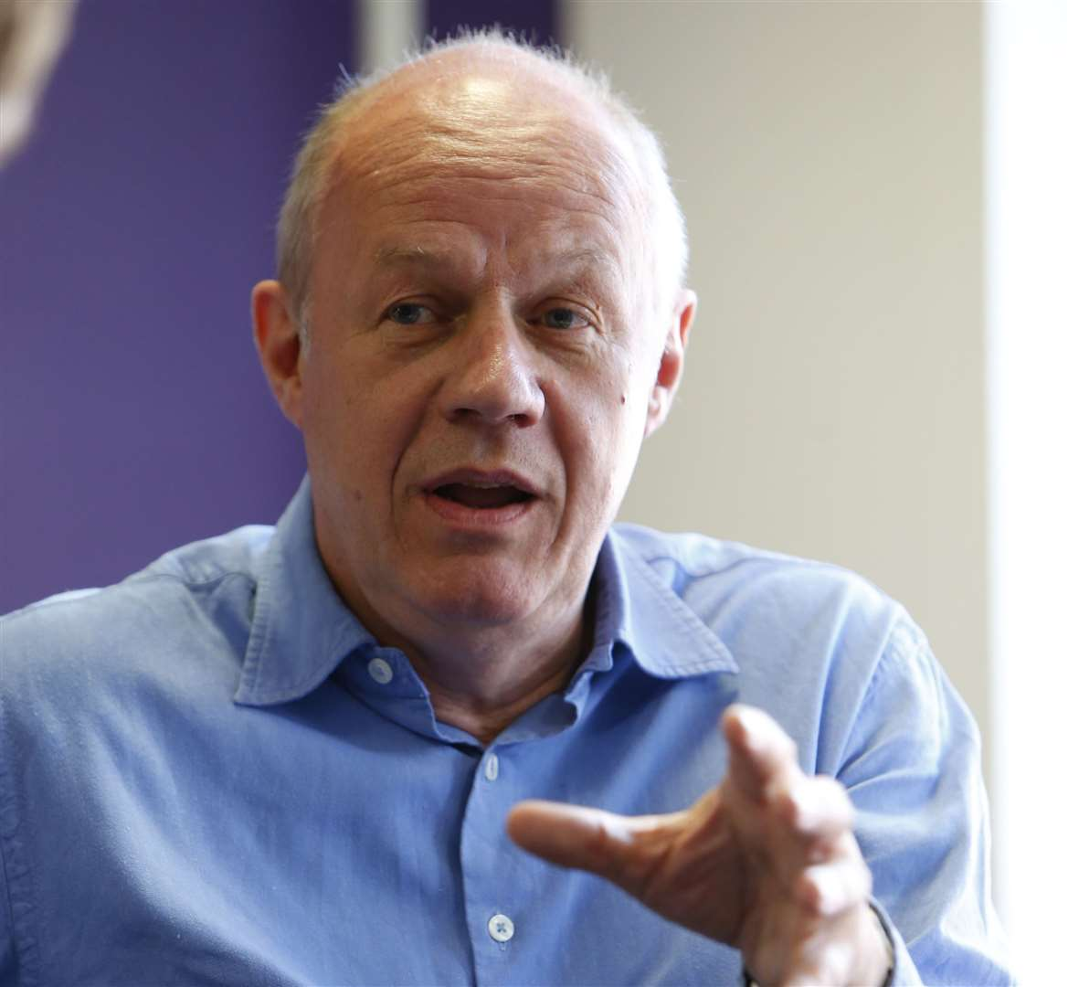 Damian Green believes people should be individually responsible in their actions to avoid an extended lockdown