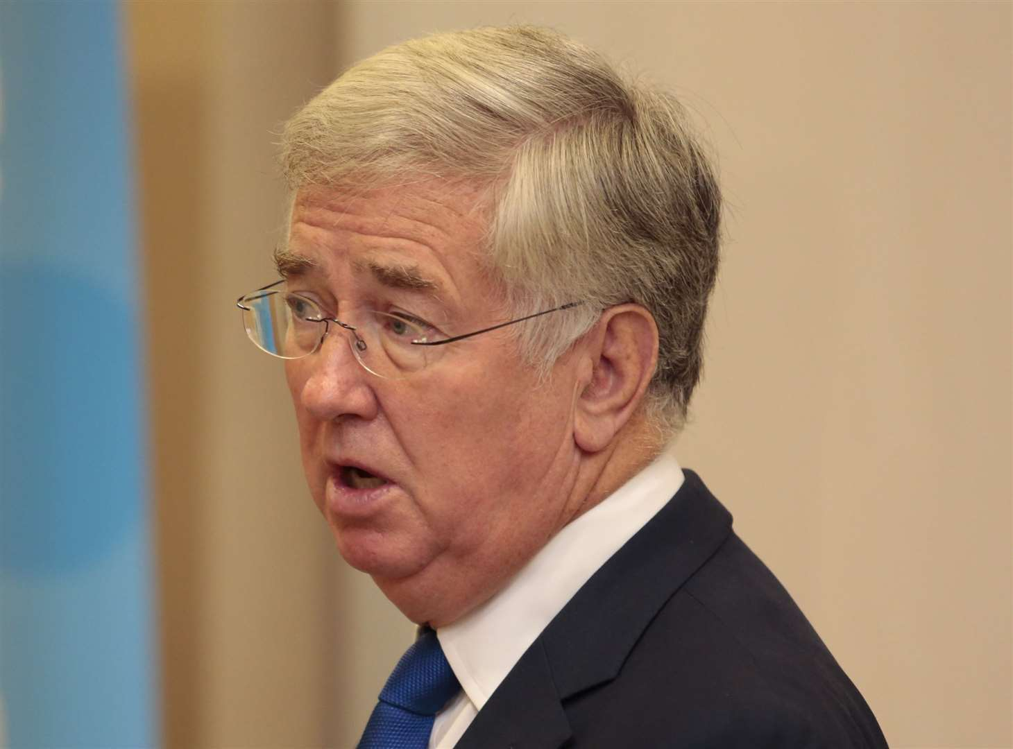 "Sevenoaks MP Michael Fallon has branded the situation a ""mess"""