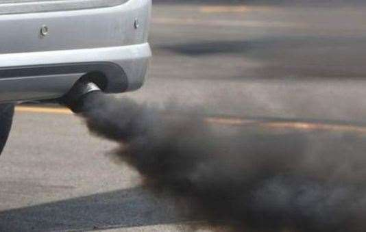 Government officials have signed off Swale council's air quality action plan. Stock image