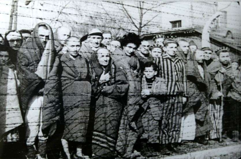 The Auschwitz concentration camp was liberated in 1945. Picture: Wiki