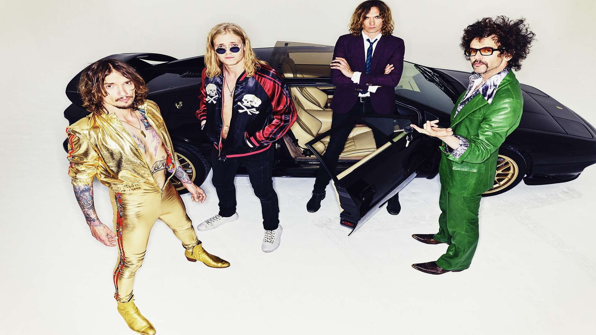 The Darkness will play Margate
