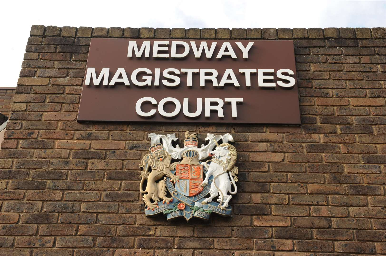 The woman who helped O'Brien, aged 25, was cautioned at Medway Magistrates' Court last November