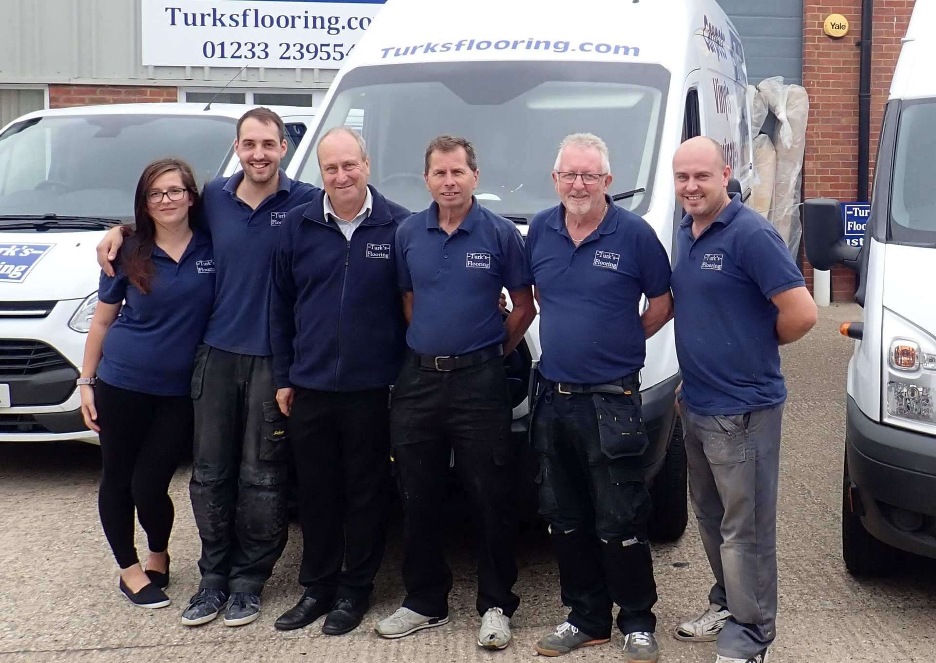 Turk's Flooring are an independent, family run business in Ashford and are on the lookout for a trainee to join their company.
