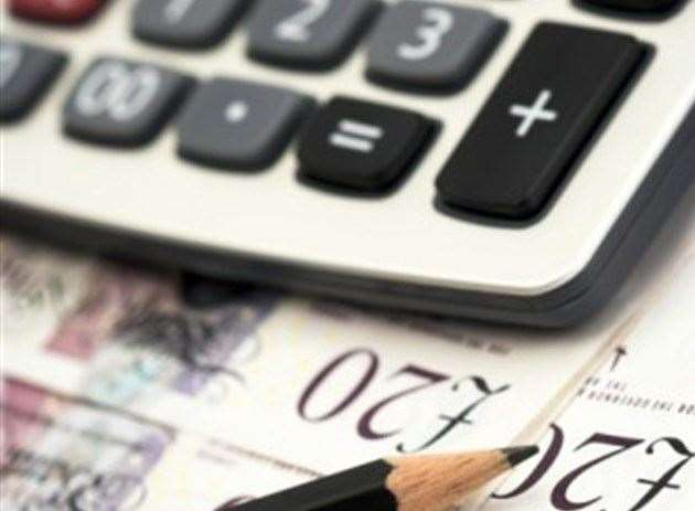 Kent councils ended up with a huge deficit