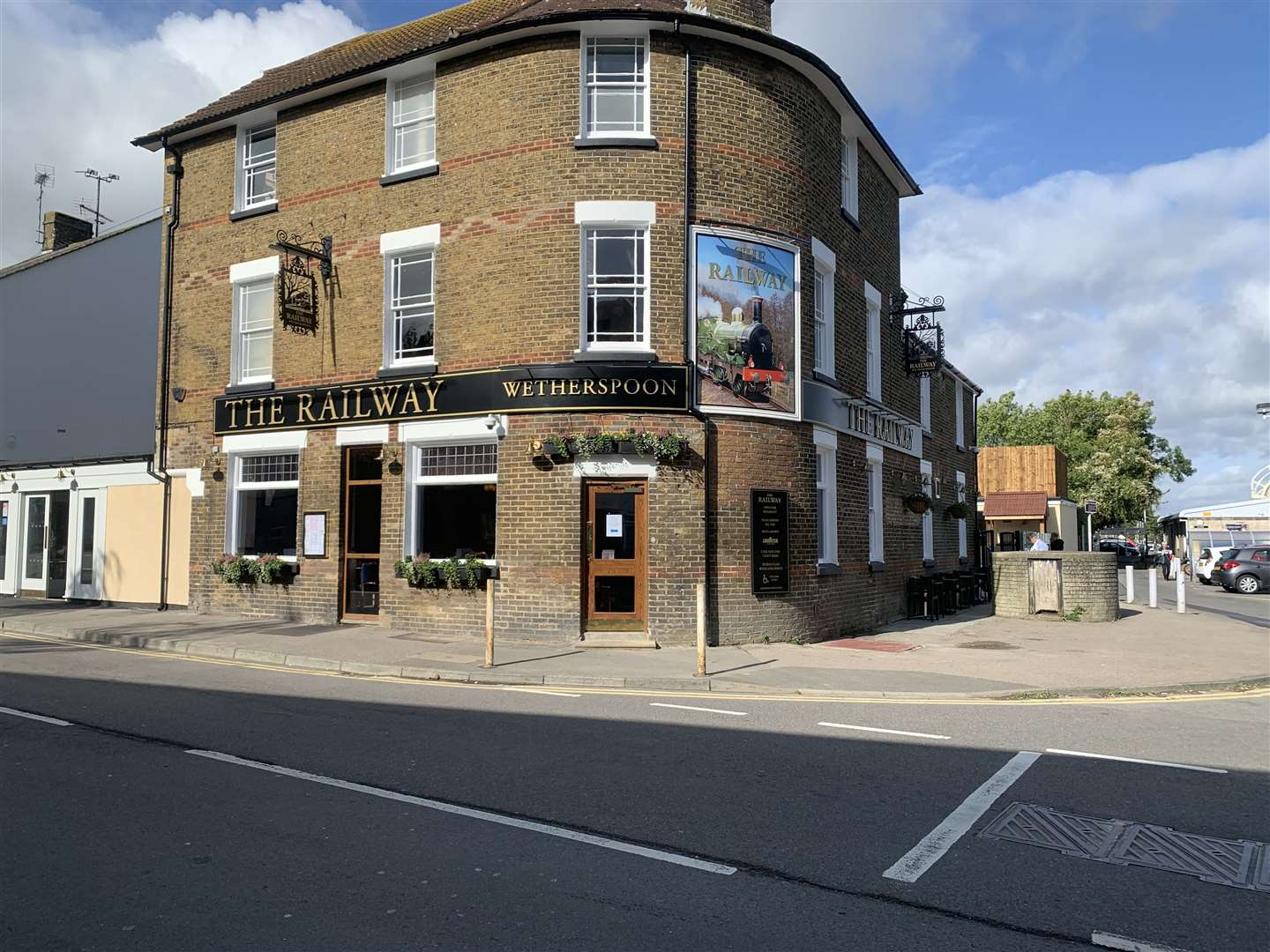 New Wetherspoon, The Railway in Station Road, Rainham will open on Tuesday (18009001)