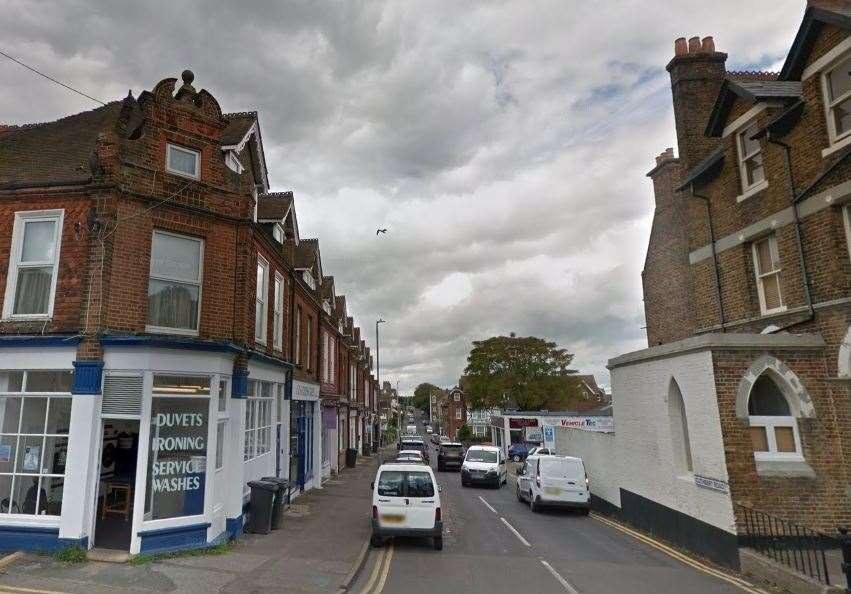 Cuthbert Road in Westgate was one of the roads earmarked for new parking charges. Picture: Google Street View