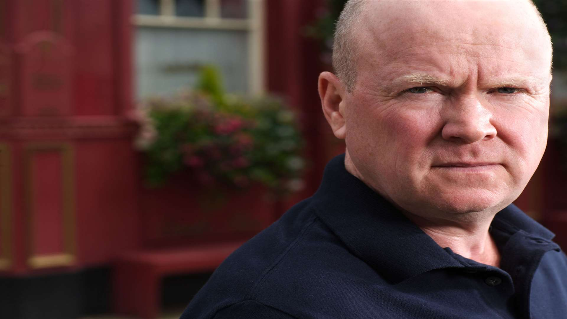 Phil Mitchell, played by Steve McFadden