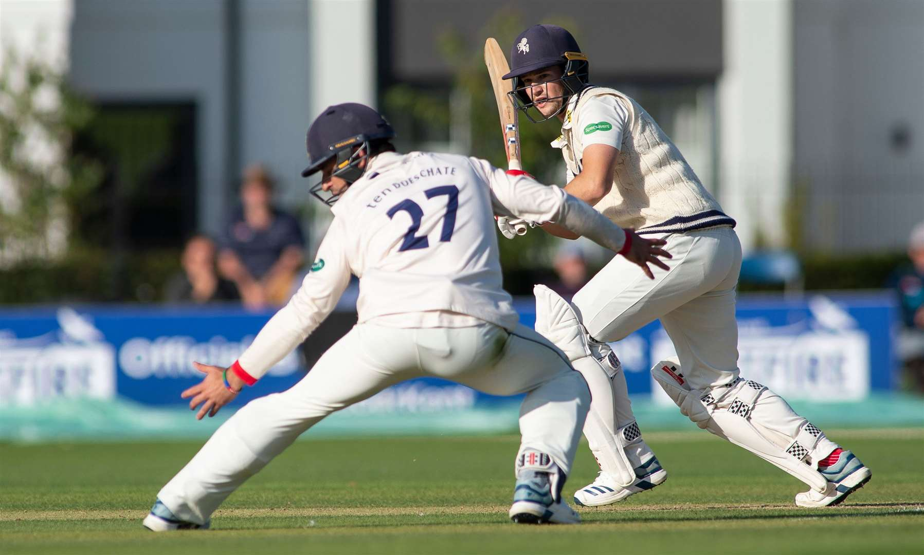Kent could be in action from August