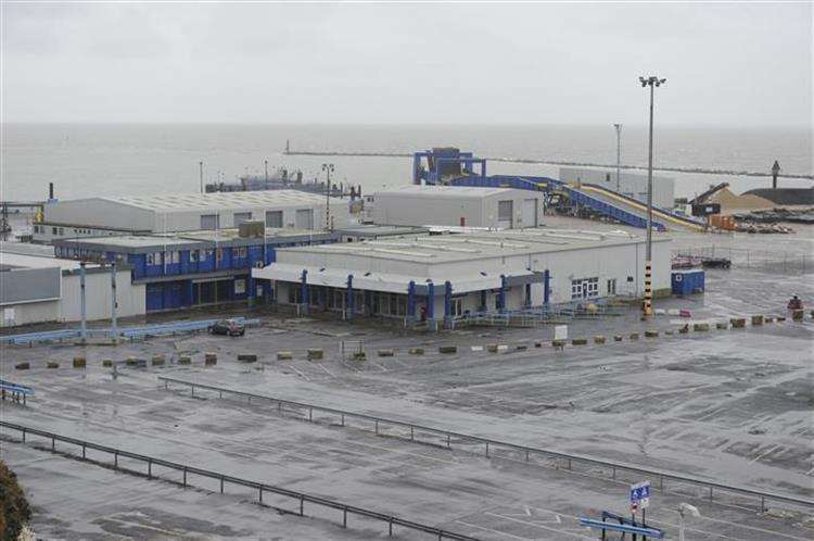 Ramsgate port had been due to have its funding cut by Thanet District Council as it tries to plug a £1.8m budget shortfall