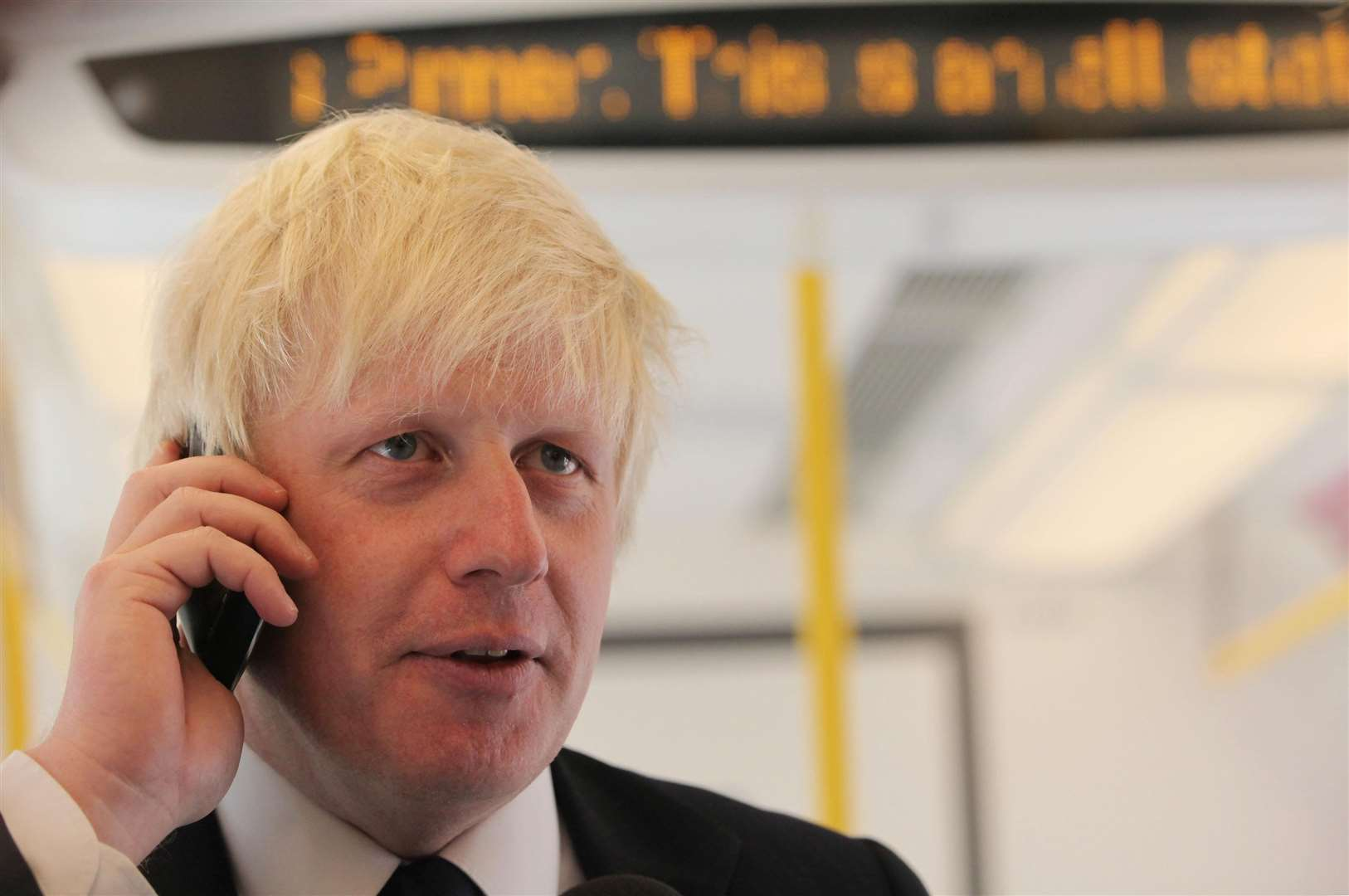 Boris Johnson's phone number 'available online for 15 years'