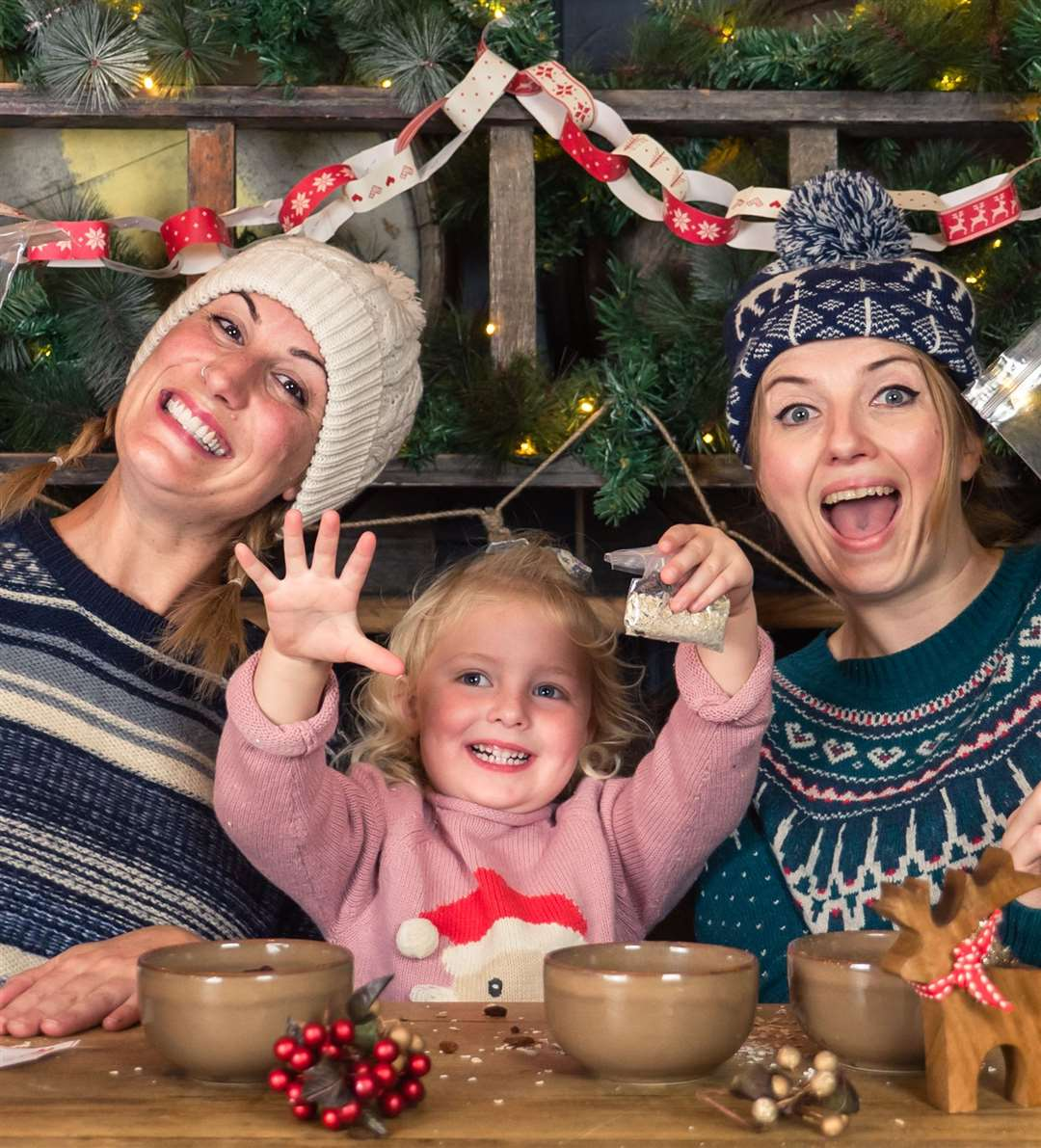 Festive treats await at Winterland Margate in Dreamland