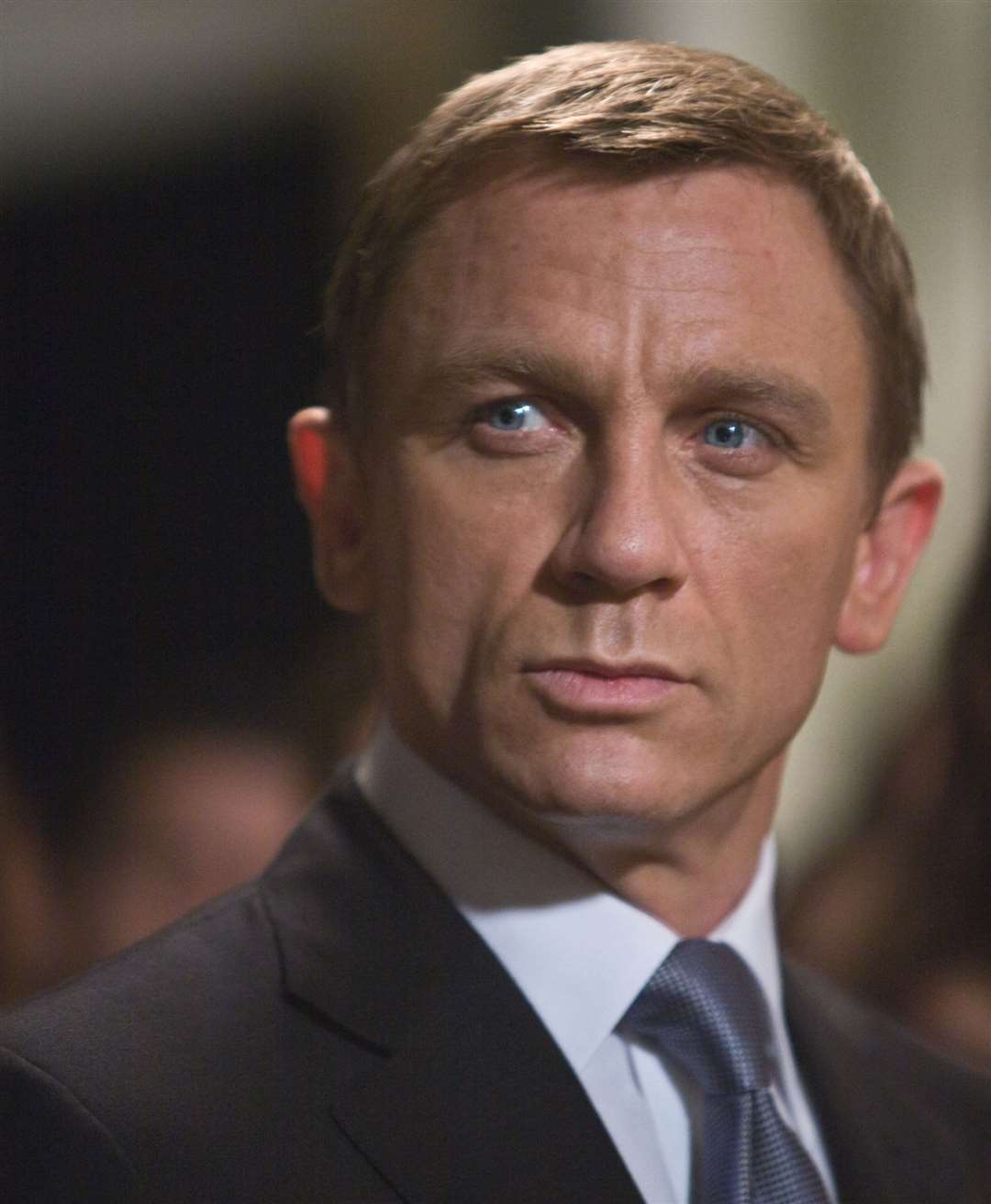 Daniel Craig as James Bond Picture: Sony Pictures Entertainment Inc.
