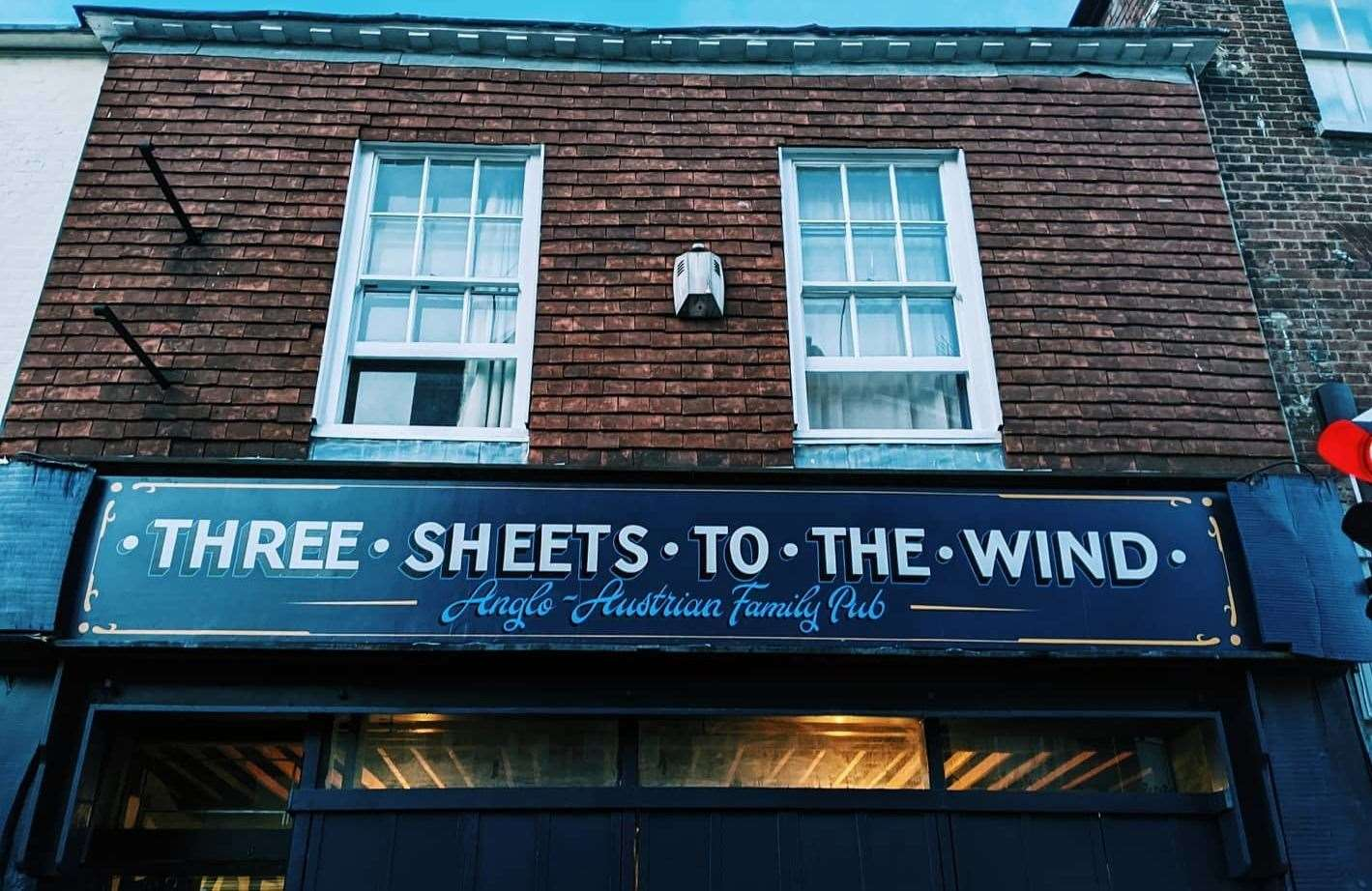 Three Sheets To The Wind Pub is opening on April 12. Picture: Three Sheets To The Wind Pub