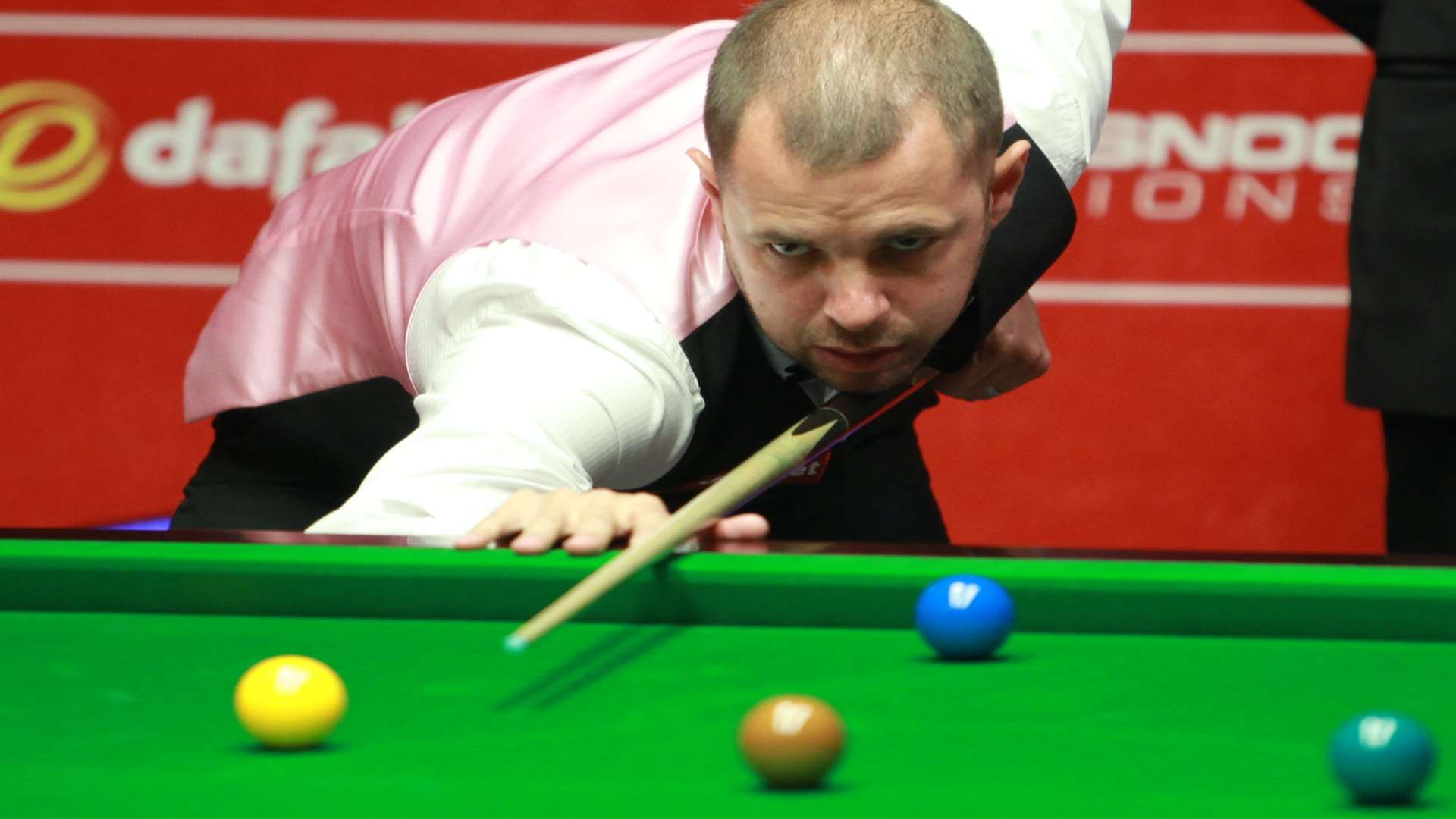 Ditton's Barry Hawkins. Picture: World Snooker