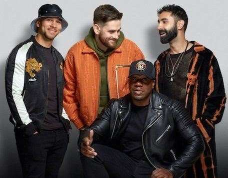 Rudimental will play Dreamland this summer