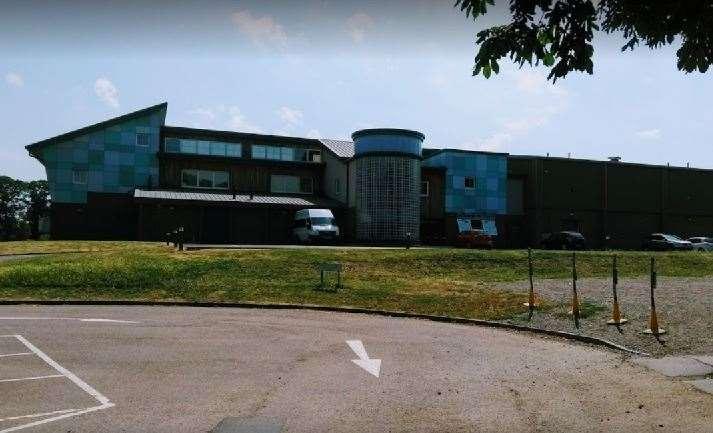 Gravesend Grammar School. Picture: Google