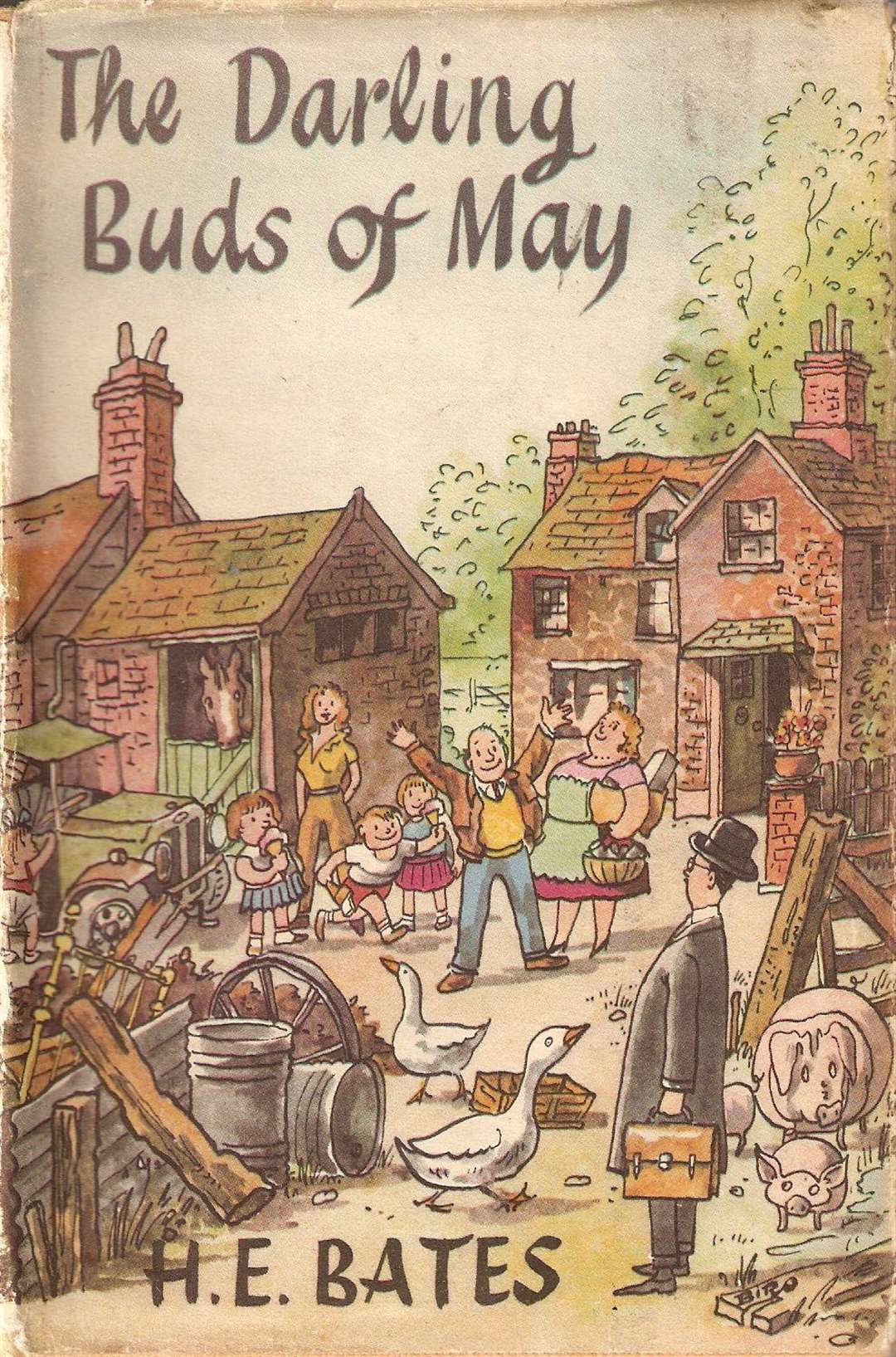 Darling Buds of May by HE Bates