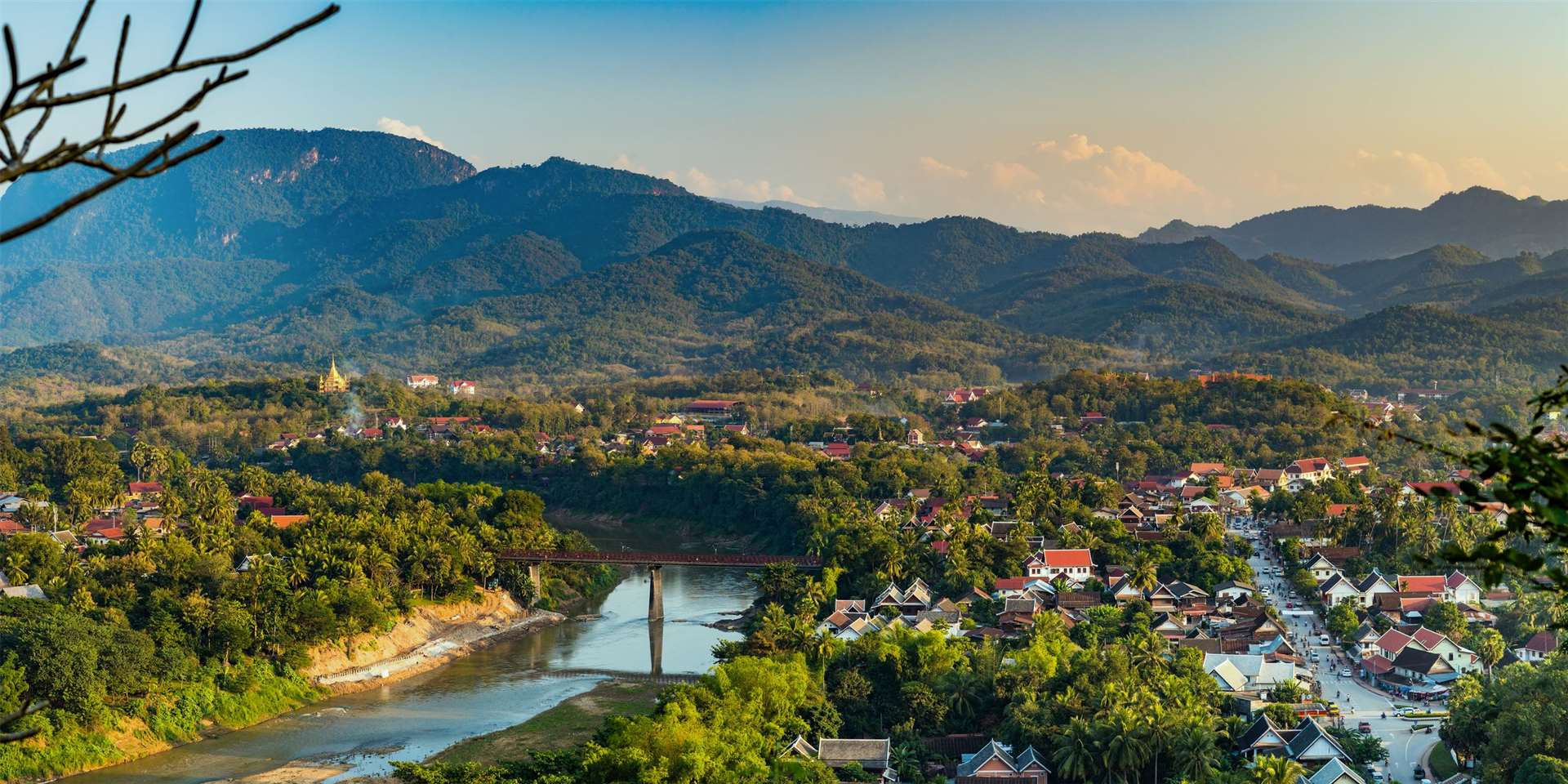 There really is something for everyone at Luang Prabang in Laos, whether you're interested in communing with nature, learning more about local culture or walking through beautiful temples.