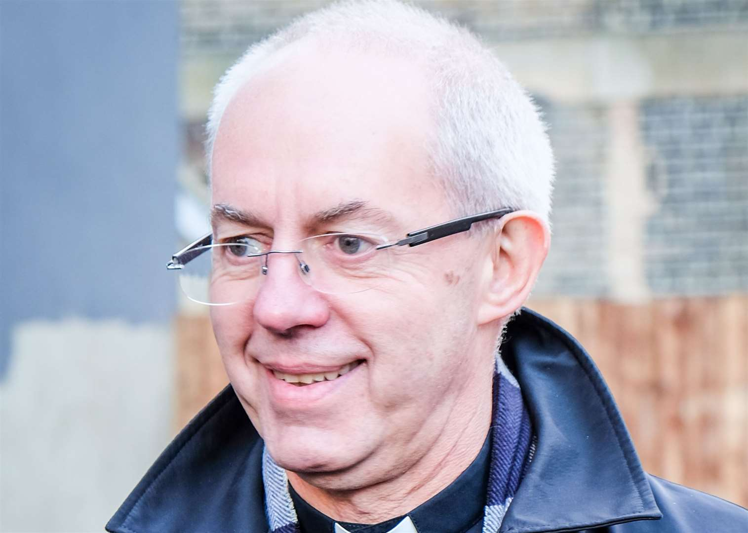 Archbishop of Canterbury Justin Welby. Picture: Matthew Walker.