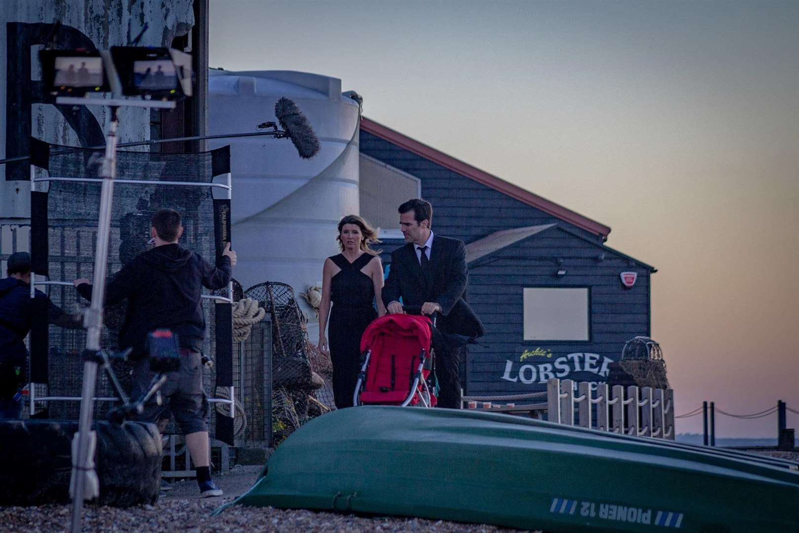 Catastrophe with filmed in Whitstable. Picture: Phil Grosvenor (7114952)