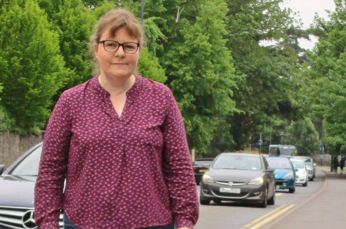 Green campaigner Donna Greenan says we need 20 limits on all residential roads