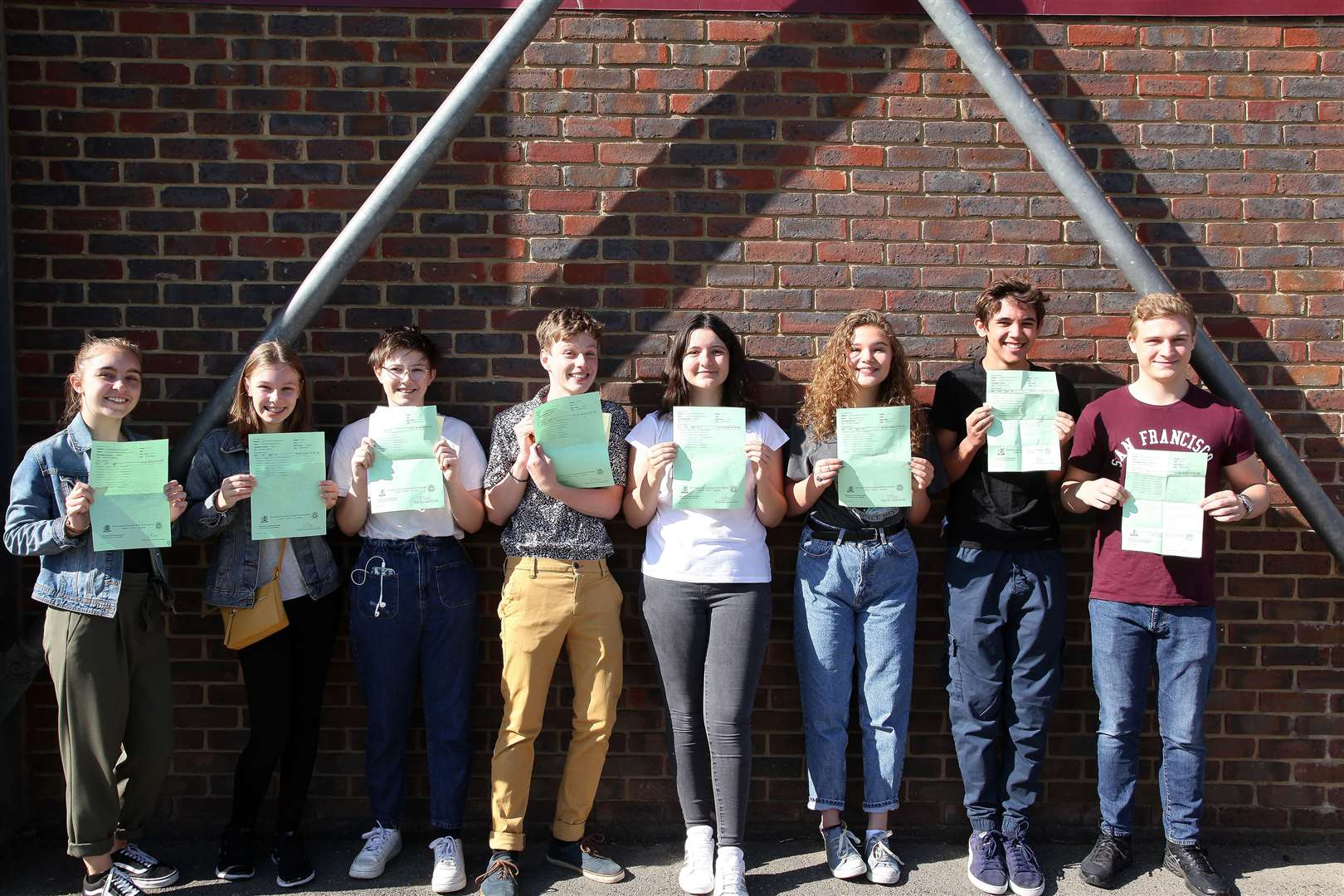 Homewood School pupils enjoyed excellent results (15622985)