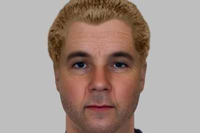 Image of a man police want to speak to after a girl was approached. Picture courtesy of Kent Police