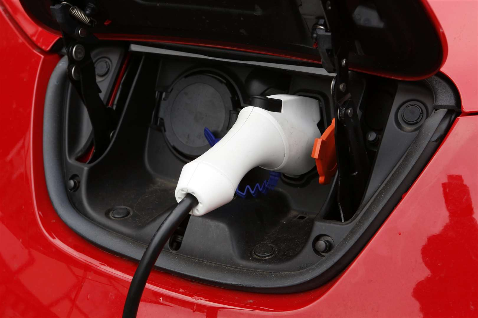 The number of electric vehicles in Canterbury - and across Kent generally - is on the rise