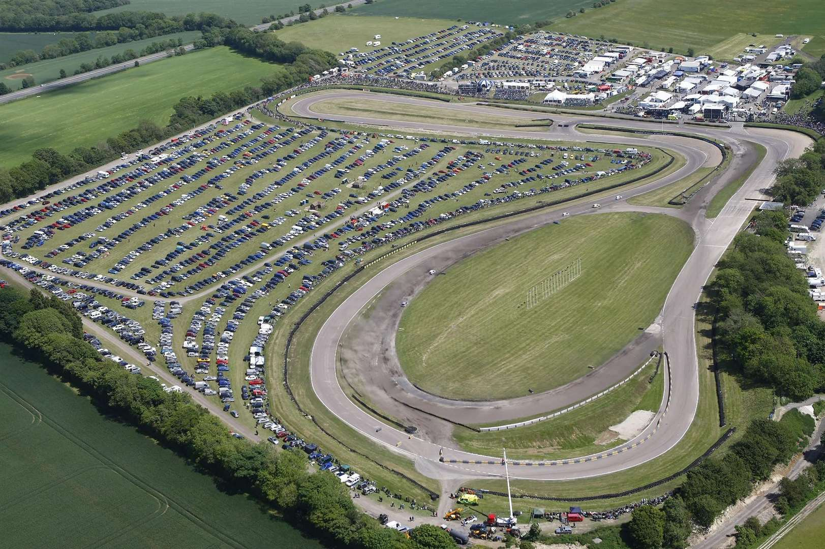 Major changes are planned for the circuit. Picture: Matt Bristow