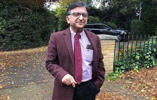 Dr Tariq Shafi, a lead consultant for haematology at Darent Valley Hospital, has passed away