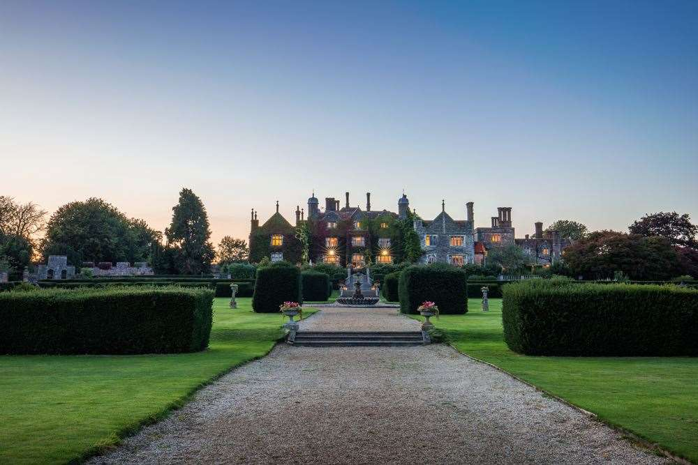 Eastwell Manor, Ashford