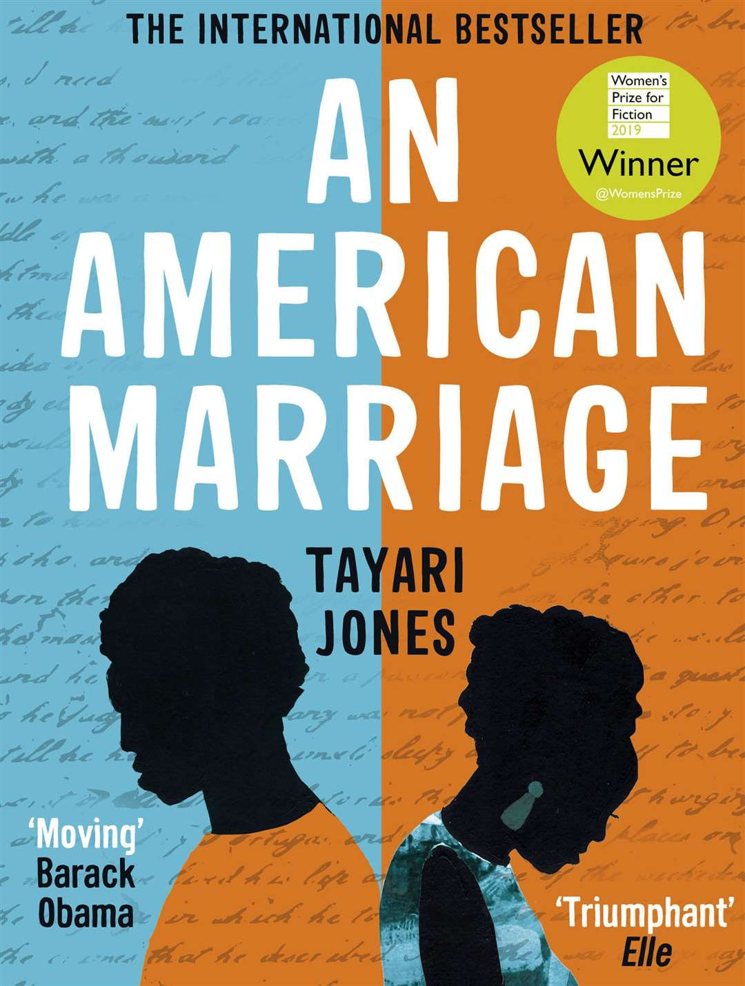 An American Marriage by Tayari Jones Picture: Oneworld/PA