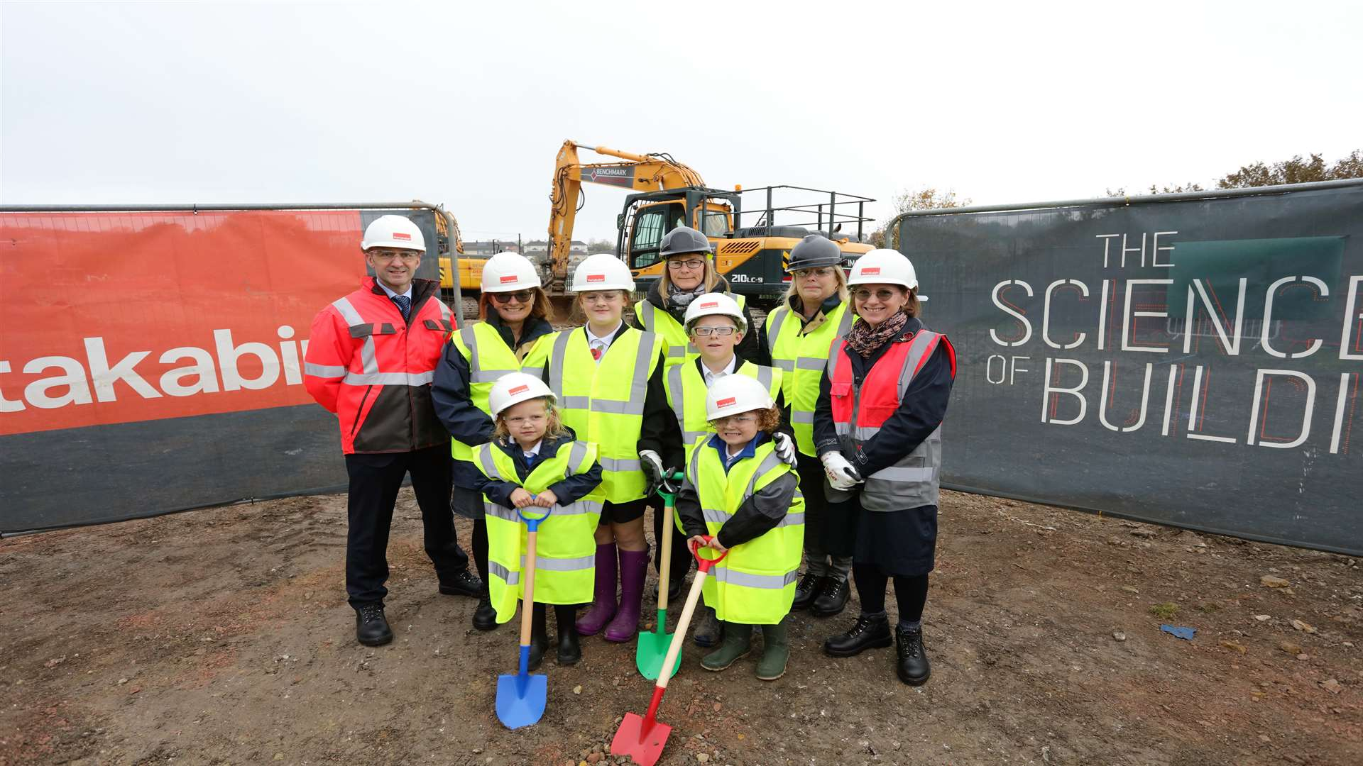Priory Fields Primary School in Dover will have a new building.