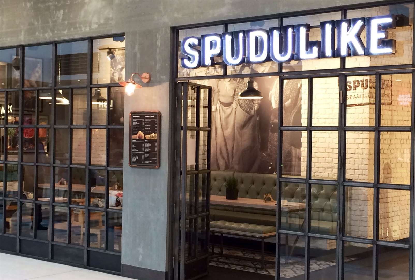 Spudulike branches across the UK have closed