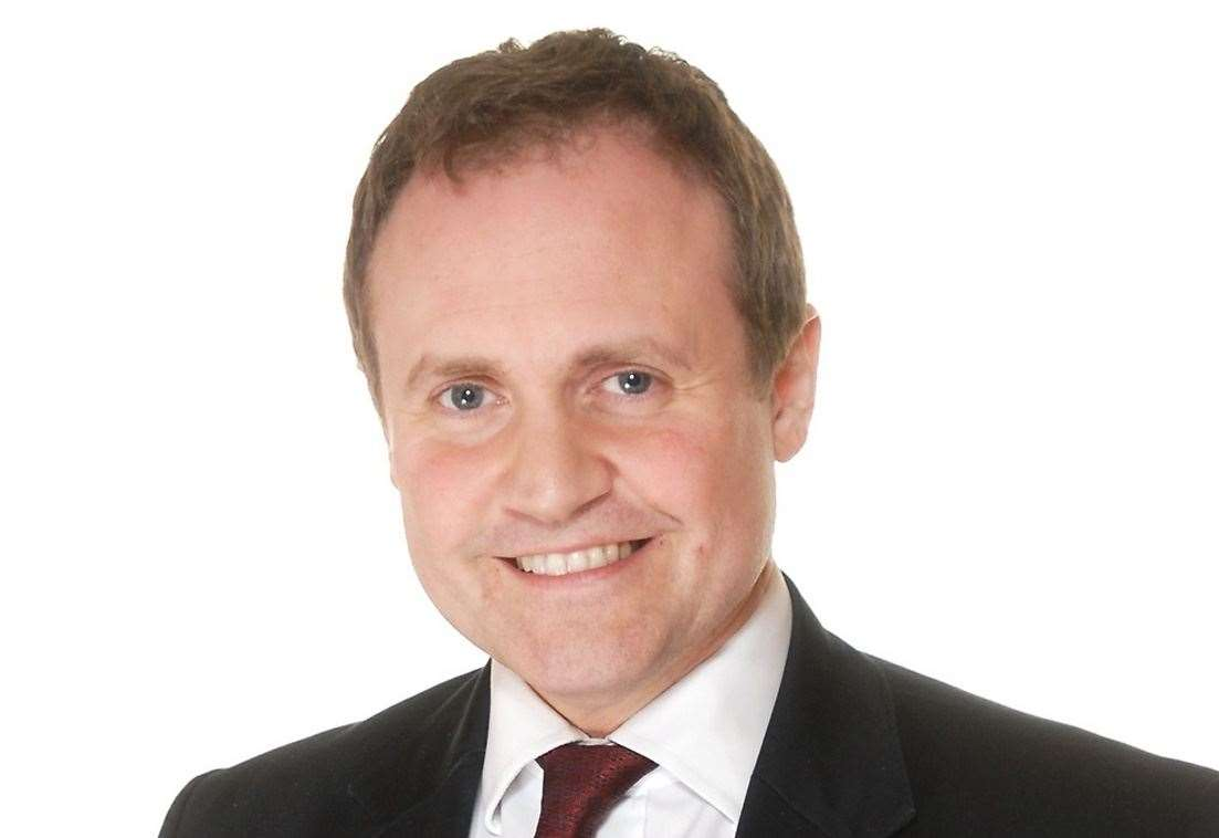 Tonbridge and Malling MP Tom Tugendhat