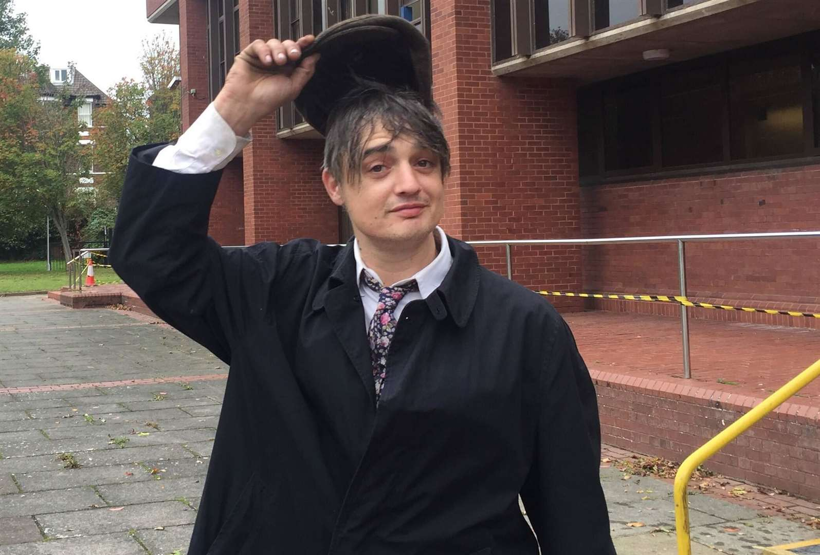 Pete Doherty fears his band members could be kicked out after Brexit