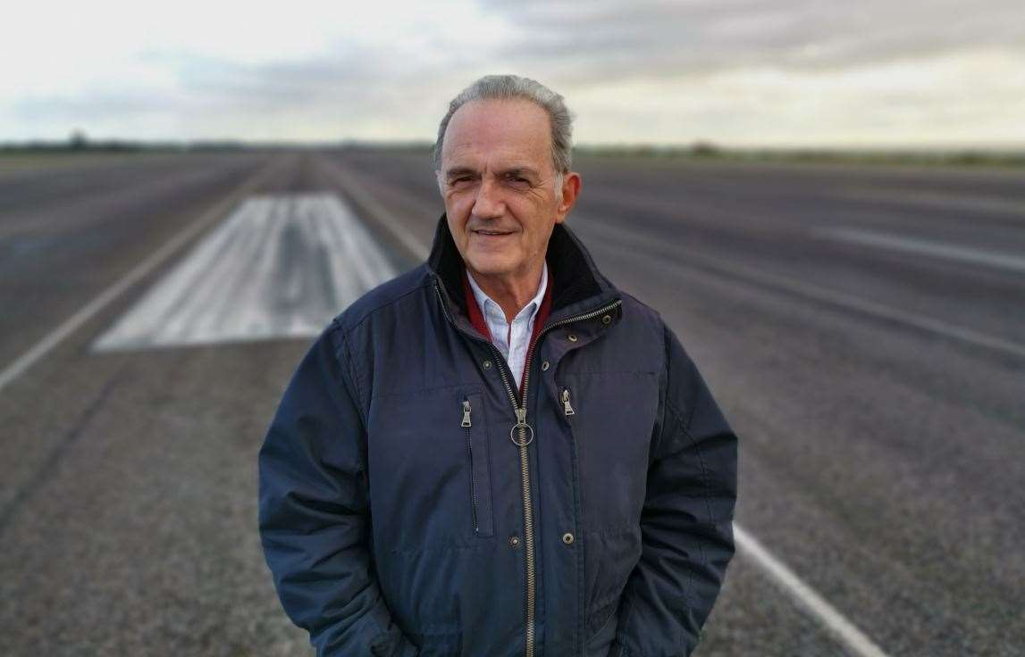 Tony Freudmann believes the aiport would significantly boost the local economy