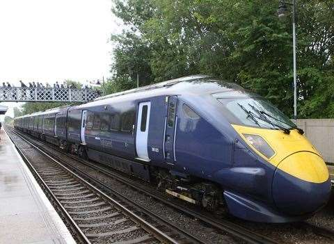 High-speed services using HS1 will see their carbon footprint reduced