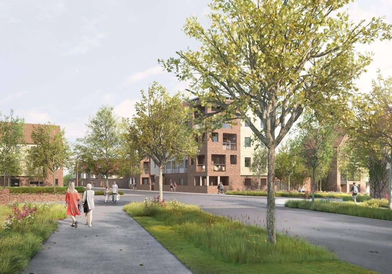 Councillors were due to approve the scheme tonight