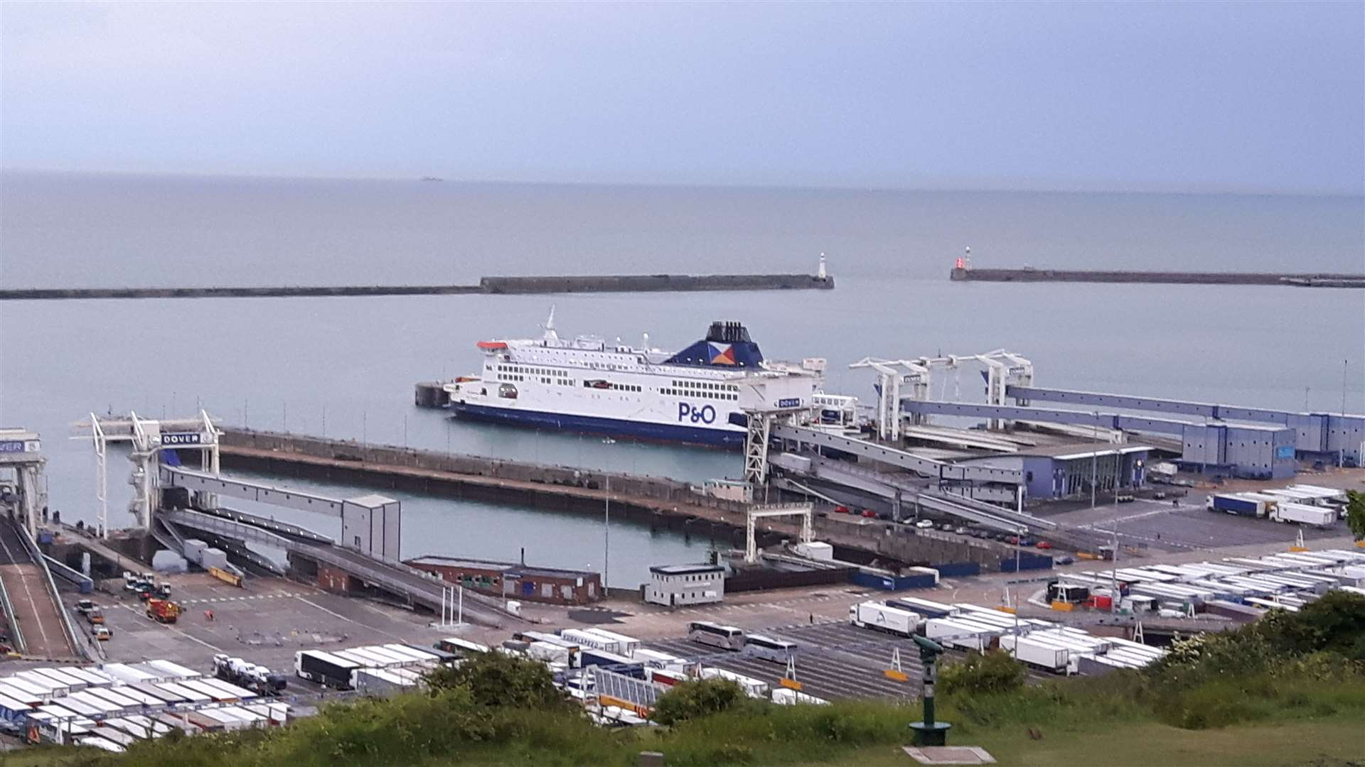 The Port of Dover has been a key trading link with Europe