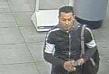 Police want to speak to this man after two girls were sexually assaulted at Sevenoaks train station (14855663)