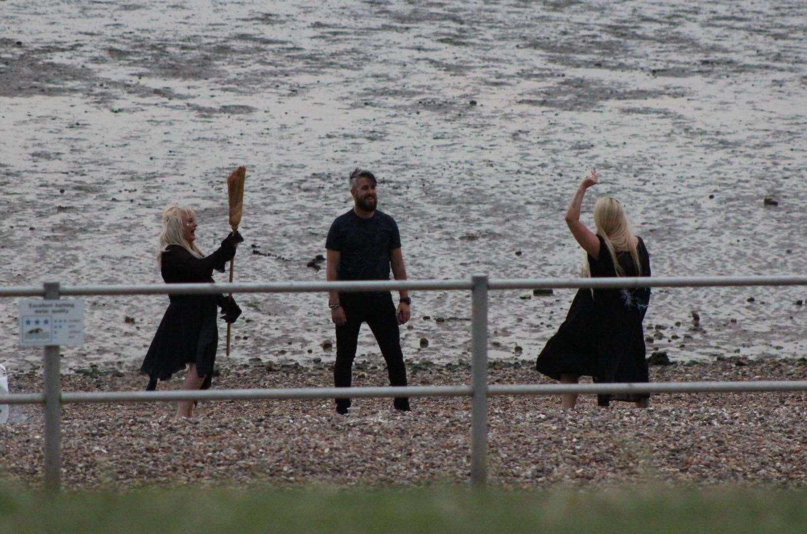 Casting a spell at the seaside - the witches of Sheppey
