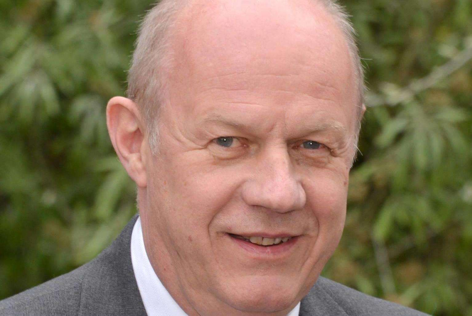 Ashford MP Damian Green (5754251)