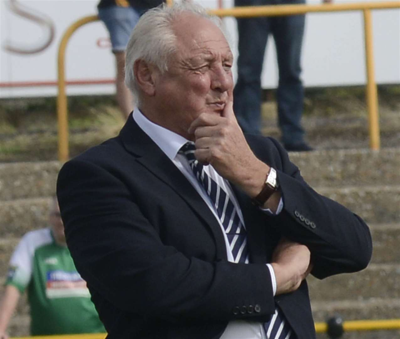 Folkestone Invicta manager Neil Cugley Picture: Paul Amos