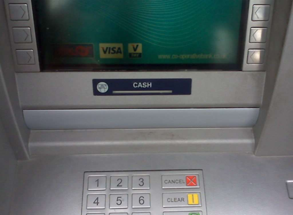 Cash machines have been tampered with in Herne Bay. Stock image