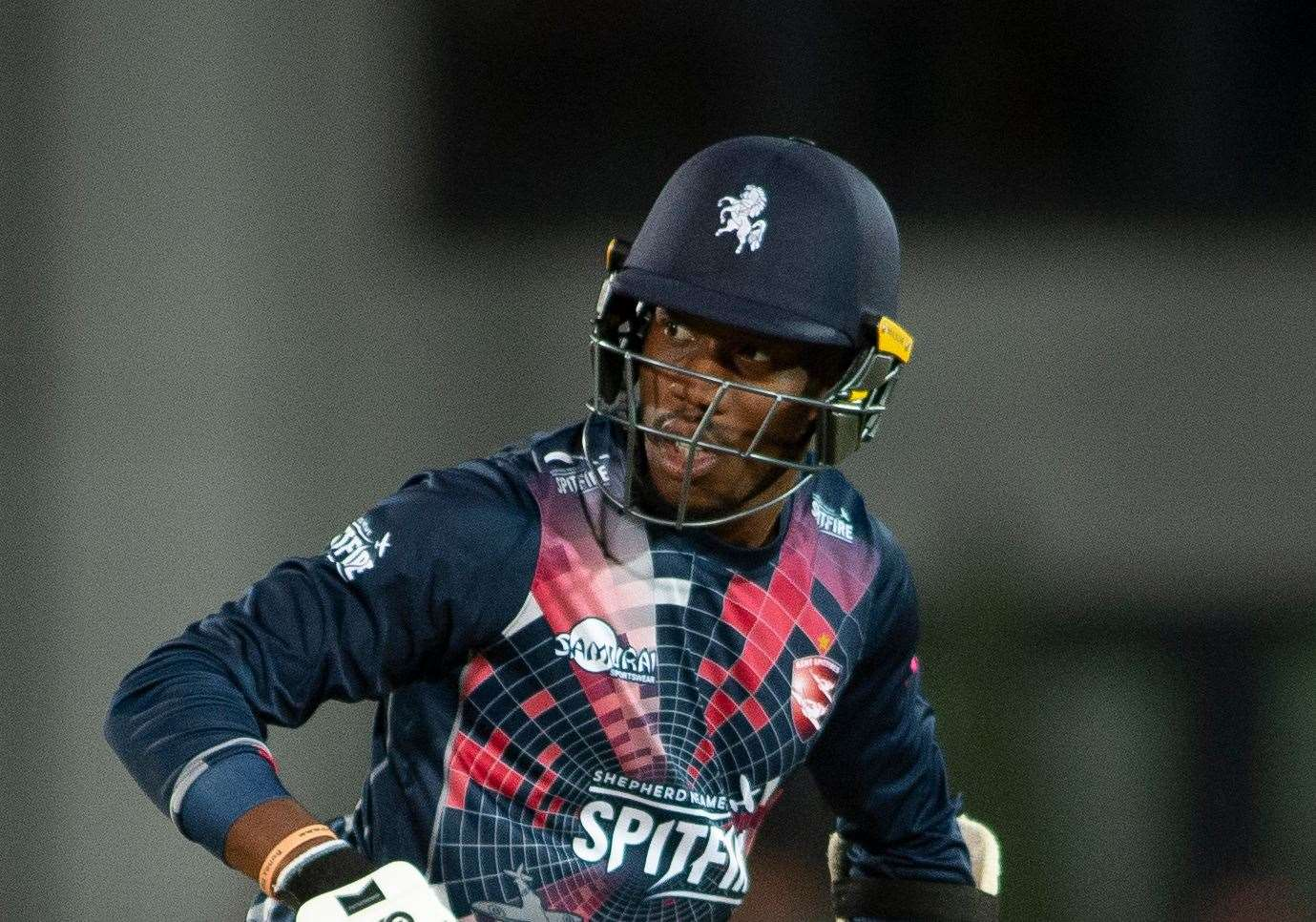 Daniel Bell-Drummond - pictured last summer - captained the Vitality Blast side to a tie against Middlesex Picture: Ady Kerry