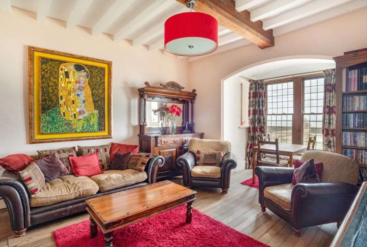 A look inside the property, thought to date back to 1905. Picture: Zoopla / Strutt & Parker