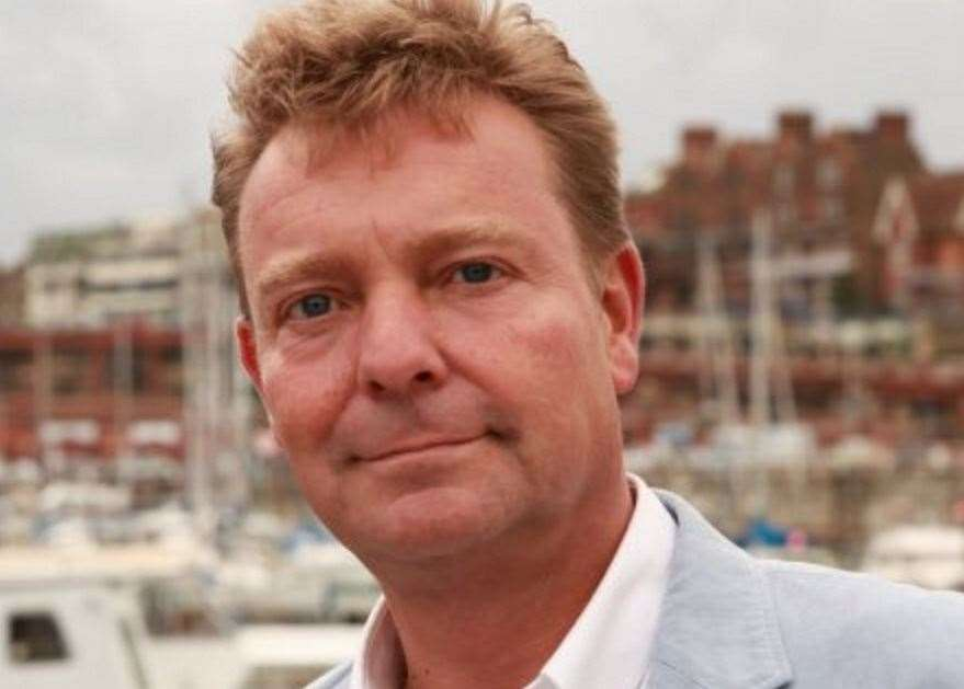 South Thanet MP Craig Mackinlay